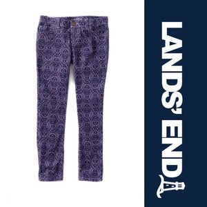 🎁 5 For $15 Lands End Corduroy Pencil Leg Pants